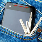 Smartphone in your back pocket