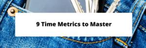 InStore Time Metrics