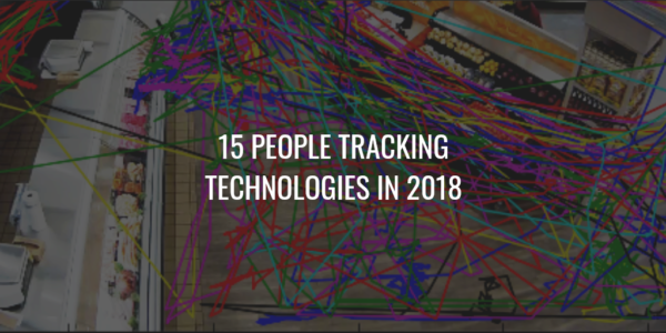15 People Tracking Technologies in 2018