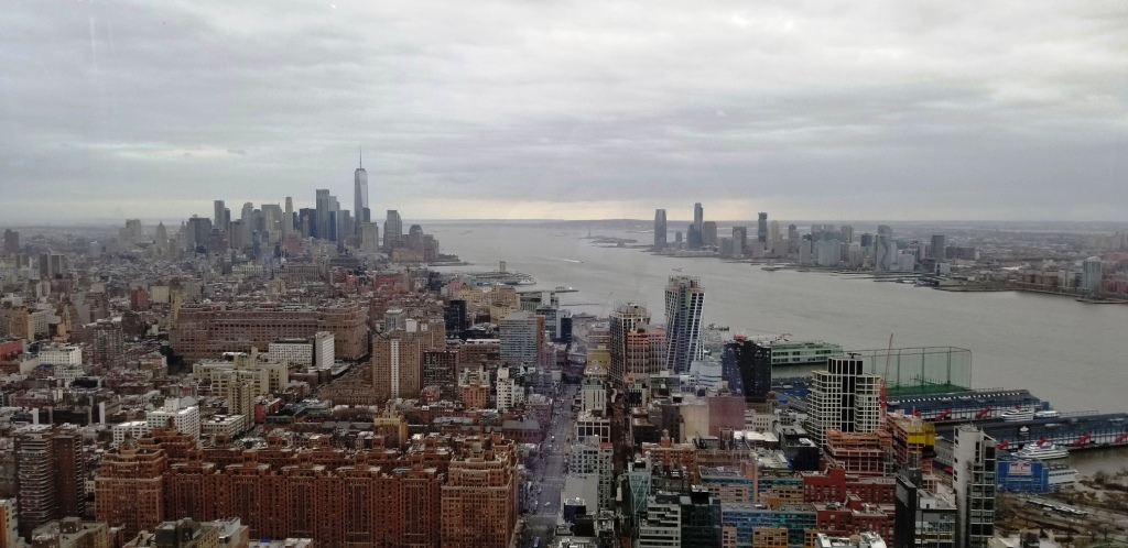 South Manhattan from SAP in Hudson Yards (Source Ronny Max) | Behavior Analytics Academy