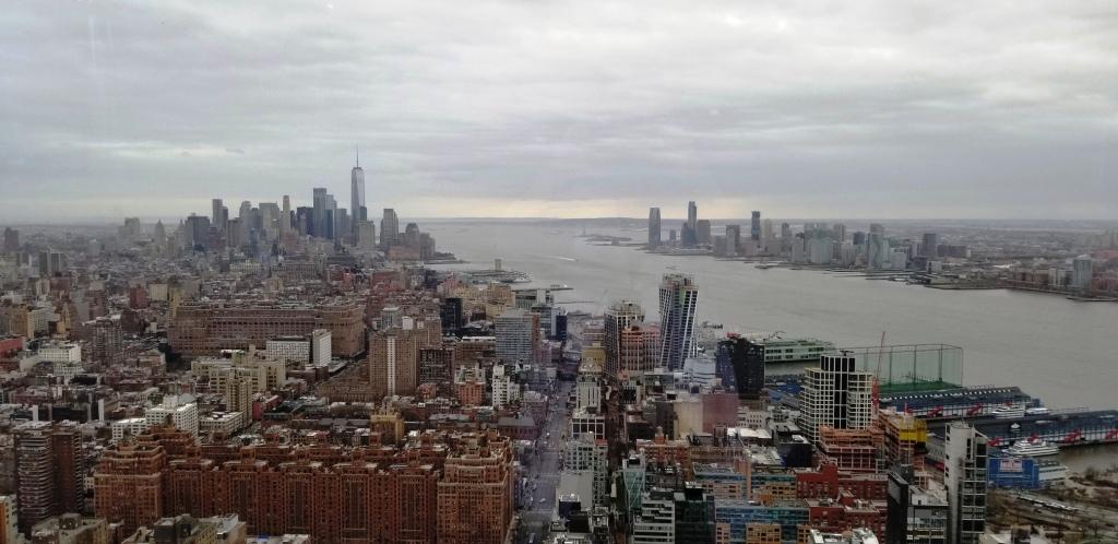 South Manhattan from SAP in Hudson Yards (Source Ronny Max)   Behavior Analytics Academy