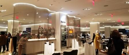 Nordstrom Shoe Bar (Source Ronny Max) | Behavior Analytics Academy
