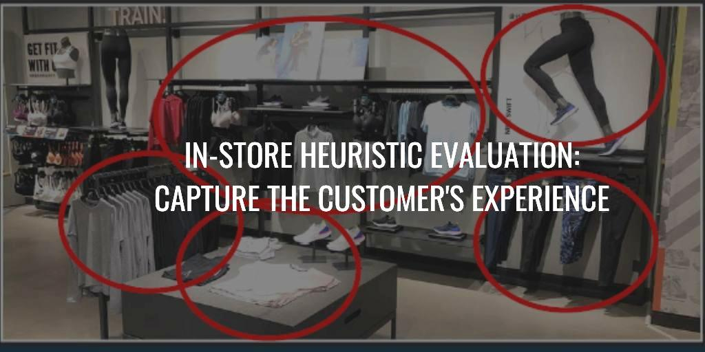 in-store heuristic evaluation